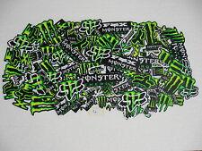 100 Monster Aufkleber Stickers Racing Motorrad Biker Rennsport Motorcross Tuning