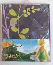 CURTAIN PRINTED COVERING TINKER BELL PETER PAN DISNEY FAIRES 140 280 CM NEW