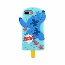 "Ice Cream Stitch Case for iPhone 8 Plus /7 Plus/6 Plus/6S Plus+ 5.5"",3D Carto..."