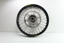 02 Honda Cr125 Black Excel Rear Back Wheel Rim  19x1.85 B4270