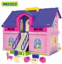 Wader Puppenhaus Spielhaus Playhaus Mädchen Spielzeug QUALITÄT Geschenkidee