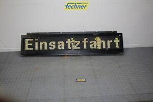 Anzeige Display Mercedes Benz Omnibus O405N Frontanzeige Bus A0068102577