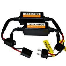 2x H7 Load Resistance Resistance Resistors LED Headlights Fog Lights
