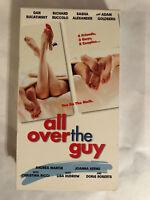 ALL OVER THE GUY, JOANNA KERNS, CHRISTINA RICCI, LISA KUDROW, VHS