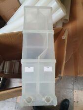 More details for n&w evoca astro/canto milk sugar vending double canister part no 0v3856