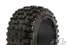Pro-line Bow Tie 5b Rear Tires W/ Blue Molded Foam Inserts Pro115100