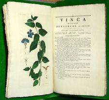 BERGERET Phytonomatotechnie universelle Neuvième cahier [seul] Paris, Didot 1784