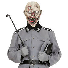 Mad Zombie Halloween Zombie Army General Surgeon Fancy Dress Costume Mask