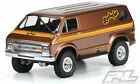 "Pro-Line 3552-00 '70s Rock Van Clear Body, for 12.3"" (313mm) Wheelbase Crawlers"