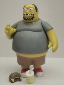 COMIC BOOK GUY  - Playmates - THE SIMPSONS™ interactive figure