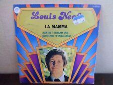 """RARE - 7"""" Louis Neefs – La Mamma - EX/EX - WEA - 24-9678-7 - HOLLAND"""