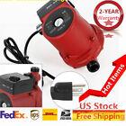 145 psi 100W Hot Water Circulation Pump Circulator Pump For Solar Heater System