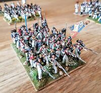 28mm  Napoleonic French Infantry 45th