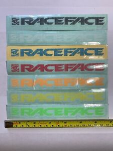 RACEFACE DOTTED LOGO STICKER DECAL