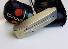 Scotty Cameron Studio Stainless Newport Beach 2 Prototype Putter + Head Cover