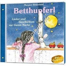 CD: MARGRET BIRKENFELD - BETTHUPFERL - Lieder & Geschichten - ab 5 Jahre °CM°