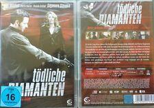 Tödliche DIAMANTES - Ein Perfecta robo (2007) DVD NUEVO Y EMB. orig.