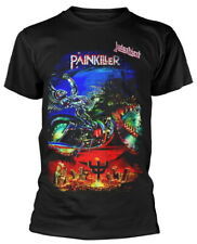 Judas Priest 'Painkiller' (Negro) T-Shirt - ¡NUEVO Y OFICIAL!