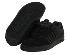 Zapatillas Skate Globe Zapatos FUSION Negro Black Noche Hombre Mujer Schuhe
