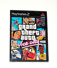 Grand Theft Auto: Vice City Playstation 2 PS2 *** Brand New *** Fast Shipping!!!