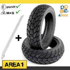 Allwetter Reifen Set Kenda K415 Piaggio MP3 400ie LT Sport (120/70+130/70)