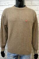 MURPHY & NYE Maglione Girocollo Uomo Pullover Maglia Felpa Sweater Man Taglia XL