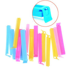 10X Food Snack Bag Storage Sealing Clips Seal Clamp Plastic Bags Zip lock ClipSp