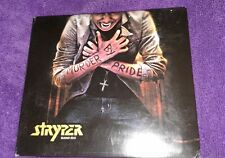 STRYPER  cd  MURDER BY PRIDE  free US shipping