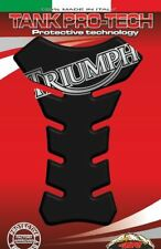 TRIUMPH STREET TRIPLE  MOTORCYCLE TANK PROTECTOR PAD PROTECK MADE IN ITALY