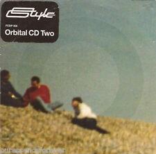 ORBITAL - Style (UK 3 Track CD Single Part 2)