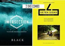 SE7EN SIGNS COMBO PACK - (plus BONUS DVD - INNERSECTION BLACK DVD) - SURF DVD