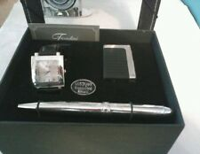 THIS is A Fondini Watch And Lighter/Pen  Wrist Watch. Set .  New In Box