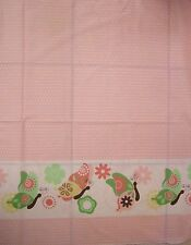 Fantasy Wings Butterfly Border Fabric by Springs Creative bty PRICE REDUCED