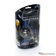 (2) Xenon Ultra-White H4 Car-Truck Headlight Bulbs 5000K +2 Free White T10 Bulbs