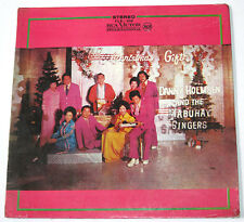 Philippines DANNY HOLMSEN & THE MABUHAY SINGERS A Christmas Gift SEALED OPM LP 2