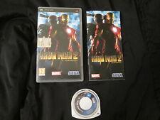 PSP : IRON MAN 2 : IL VIDEOGIOCO - Completo, ITA ! CONSEGNA IN 24/48H !