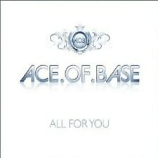 "ACE OF BASE ""ALL FOR YOU"" CD 2 TRACK SINGLE NEU"