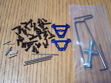 Traxxas 1/16 VXL Summit Screws Tools Pin Set Bulkhead Tie Bars Screw Kit /Slash