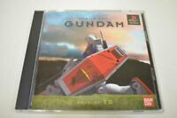 USED PS1 PS PlayStation 1 Mobile Suit Gundam Ver.2 94883 JAPAN IMPORT
