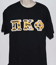 NFL Pittsburgh Steelers Gildan Men's XL Black Shirt