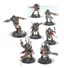 Warhammer 40k Quest - Traitor Guardsmen x7 Chaos Guard Blackstone Fortress