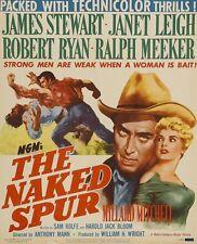 'The Naked Spur'  FILM POSTER  FRIDGE MAGNET