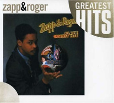 ZAPP & ROGER-ALL THE GREATEST HITS (US IMPORT) CD NEW