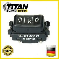 For Mercedes 190 E G S Class Front Right Electric Window Lifter Switch Fits