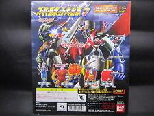 Great Mazinger Z Boss Borot General Super Robot War Gashapon Figure Set of 6^