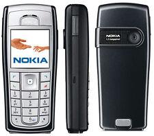 Nokia 6230i Silver-Black (Ohne Simlock) 3BAND 1,3MP Bluetooth UKW Original Nokia