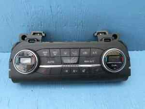 FORD ESCAPE Heater A/c Control LJ6T-18C612-GB (front) Dual Zone OEM