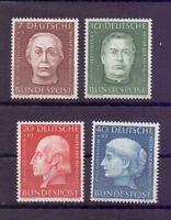 Bund 1954 - Wohlfahrt - MiNr. 200/203 postfrisch** - Michel 55,00 € (595)