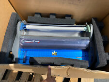 Gbc Pinnacle 27 Ezload Thermal Roll Laminator With Accutherm Heat Technology