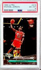 1992/93 Fleer Ultra Michael Jordan #216 PSA 6